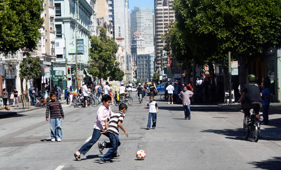 sunday streets to expand with neighborhoodoriented �play