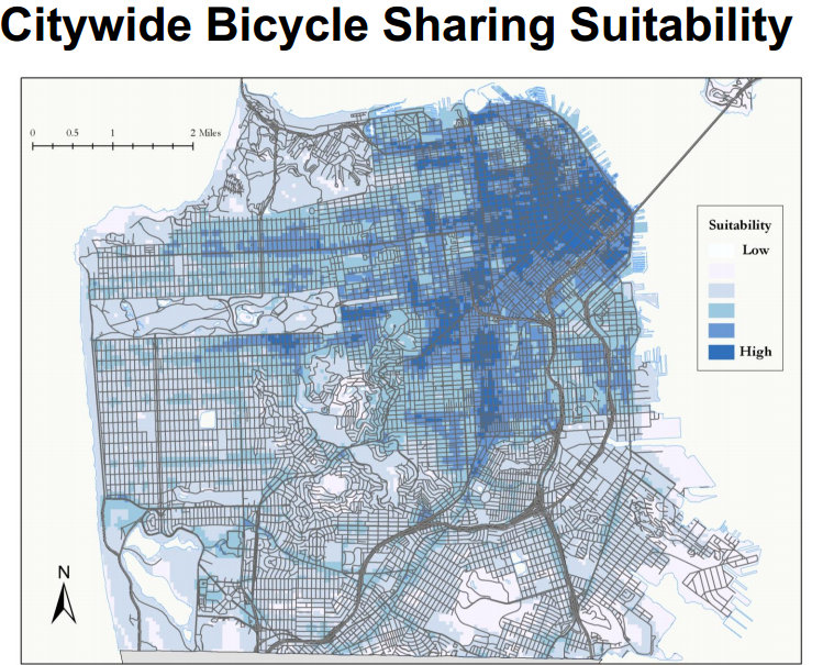 SF Bike Share Will Be For Anybody Who Wants to Make a Short Trip