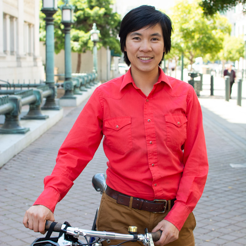 Bike East Bay's Ginger Jui is calling on cities to make immediate fixes to dangerous locations after a spate of cycling deaths this summer